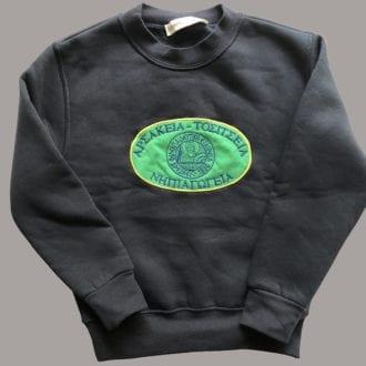 Μπλουζακι φούτερ