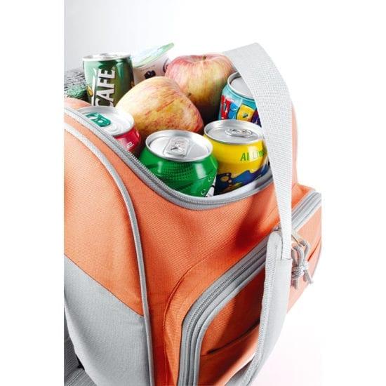 Cooler bag με μπροστινή τσέπη