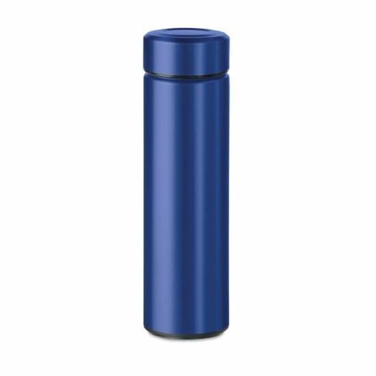 Μπουκάλι από ανοξείδωτο χάλυβα διπλού τοιχώματος με επιπλέον έγχυση τσαγιού